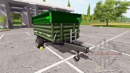 BRANTNER E 8041 for Farming Simulator 2017