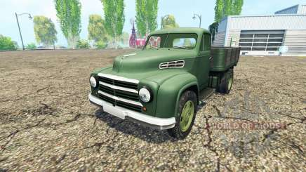 UAZ 302 for Farming Simulator 2015