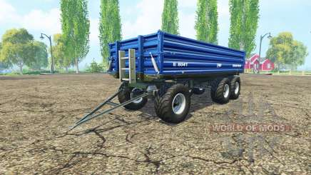 BRANTNER E 8041 v1.2 for Farming Simulator 2015