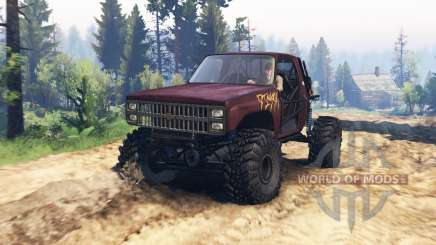 Chevrolet K10 1982 v2.0 for Spin Tires