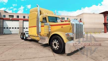 Retro skin for the truck Peterbilt 389 for American Truck Simulator