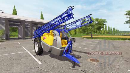 Caruelle-Nicolas Stilla 460 for Farming Simulator 2017