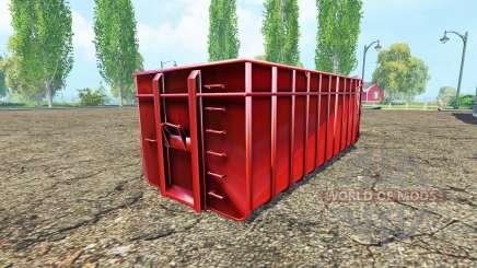 Container Kroger for Farming Simulator 2015