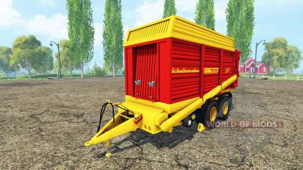 Schuitemaker Rapide 125 for Farming Simulator 2015