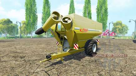 Fliegl ULW 35 Mega v1.1 for Farming Simulator 2015