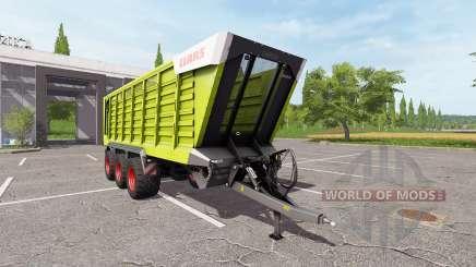 CLAAS Cargos 760 for Farming Simulator 2017