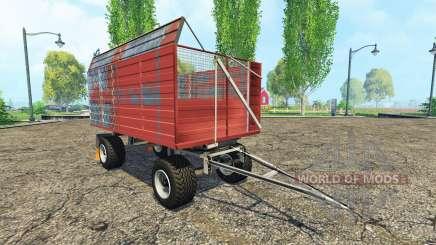 Conow HW 80 v0.9.1 for Farming Simulator 2015