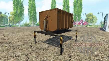 Dump body v1.3 for Farming Simulator 2015