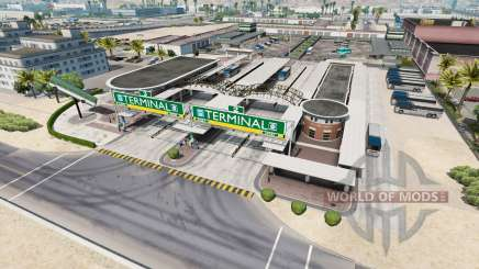 Bus stations for American Truck Simulator