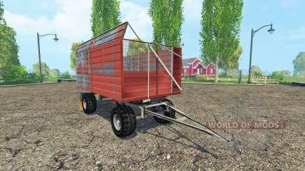 Conow HW 80 v1.0 for Farming Simulator 2015