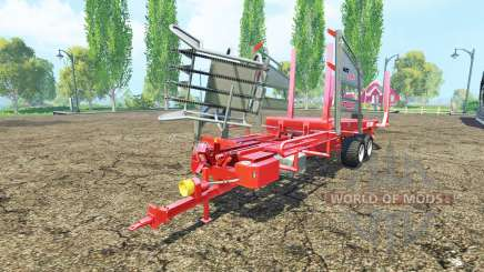 Arcusin AutoStack FS 63-72 v2.0 for Farming Simulator 2015