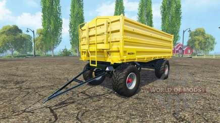 Wielton PRS-2 W12 for Farming Simulator 2015