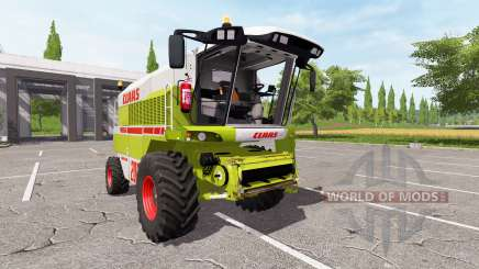 CLAAS Dominator 208 Mega v1.1 for Farming Simulator 2017