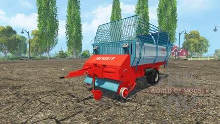 Mengele LW 330 Super v2.0 for Farming Simulator 2015