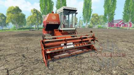 Enisey 1200Н for Farming Simulator 2015
