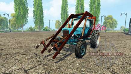 MTZ 80 for Farming Simulator 2015