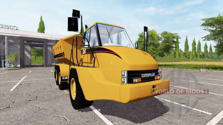 Caterpillar 725A for Farming Simulator 2017