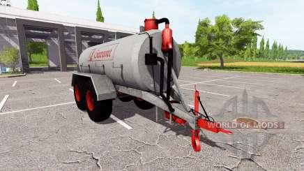 Kotte Garant VE 14000 for Farming Simulator 2017