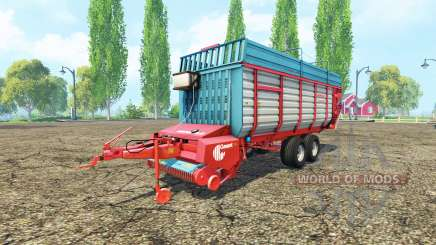 Mengele Garant 540-2 v1.11 for Farming Simulator 2015