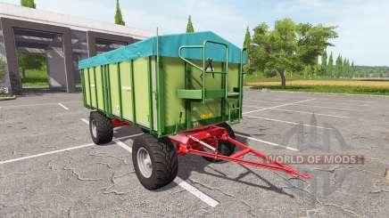 Welger DK 280 R for Farming Simulator 2017