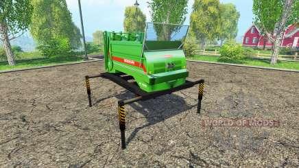 BERGMANN M 1080 for Farming Simulator 2015
