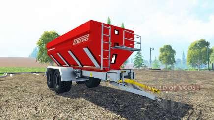 Perard Interbenne 25 for Farming Simulator 2015