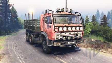 KamAZ 53212 v3.0 for Spin Tires