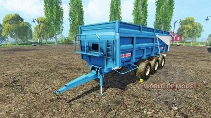 Maupu BM for Farming Simulator 2015