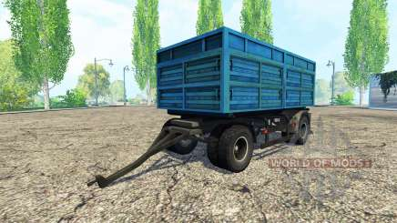 NEFAZ-8560 for Farming Simulator 2015