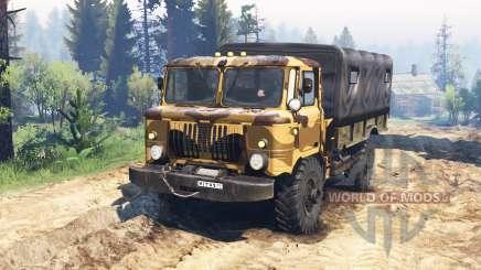 GAZ 66 v2.0 for Spin Tires