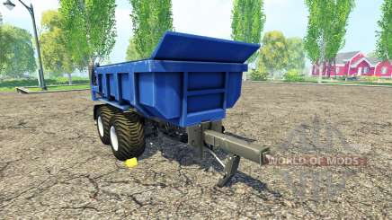 Hilken HI 2250 SMK blue for Farming Simulator 2015