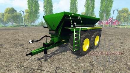 John Deere DN345 fix for Farming Simulator 2015