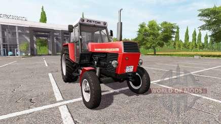 Zetor Crystal 12011 v1.1 for Farming Simulator 2017