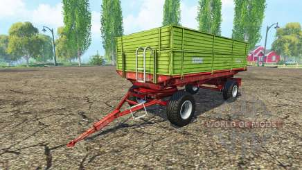 Krone Emsland v1.6.5 for Farming Simulator 2015