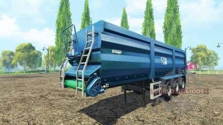 Krampe SB 30-60 farbwahl v2.0 for Farming Simulator 2015