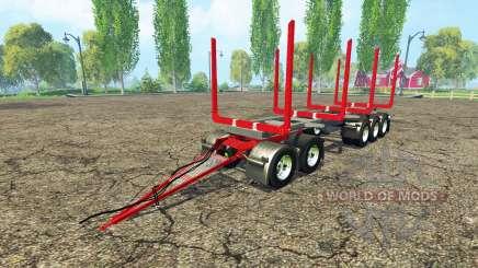 Trailer short for Farming Simulator 2015