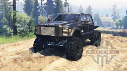 Ford F-450 2014 truggy v2.0 for Spin Tires