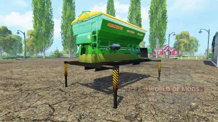 Amazone ZG-B 8200 for Farming Simulator 2015