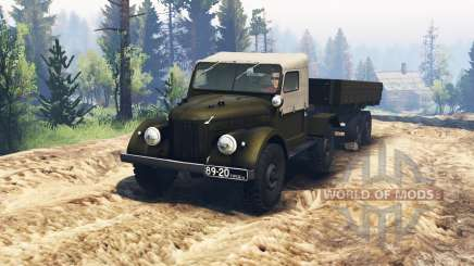 UAZ 456 v1.1 for Spin Tires