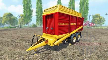 Schuitemaker Rapide 125 v1.1 for Farming Simulator 2015