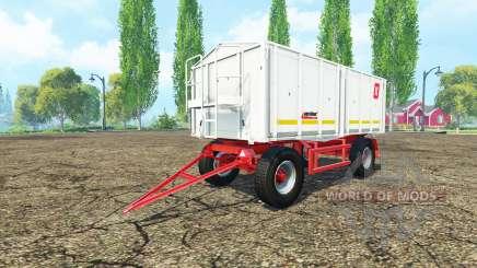 Kroger HKD 302 multifruit for Farming Simulator 2015