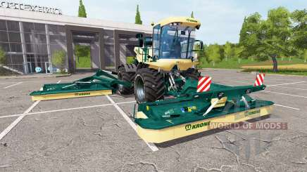 Krone BiG M 500 v3.0 for Farming Simulator 2017
