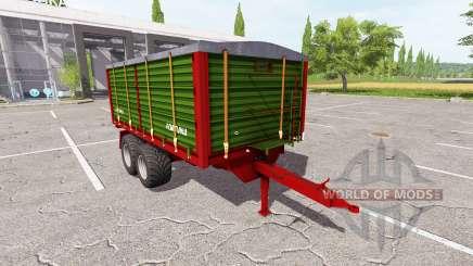 Fortuna FTD 150 for Farming Simulator 2017