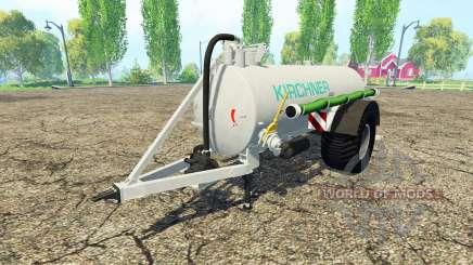 Kirchner for Farming Simulator 2015