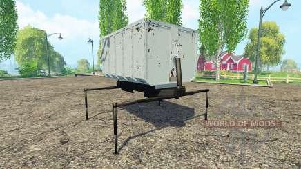 Dump body for Farming Simulator 2015