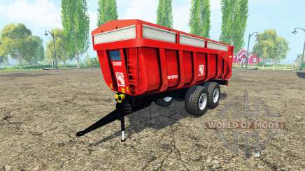 Gilibert 1810 Pro for Farming Simulator 2015