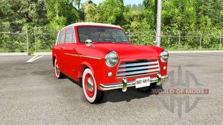Satsuma 210 1958 for BeamNG Drive