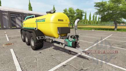 Zunhammer SKE 30 PUD for Farming Simulator 2017