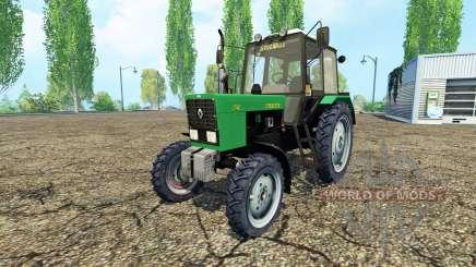 MTZ Belarus 82.1 v3.0 for Farming Simulator 2015