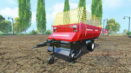 Schuitemaker Forage 2500 for Farming Simulator 2015